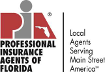 Florida Insurance Group is a proud member of Professional Insurance Agents of Florida